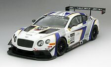 Bentley Gt3 British Gt Generation 2014 1:18 Model TRUE SCALE MINIATURES