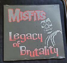 Misfits Legacy Of Brutality Sealed Danzig LP vinyl record