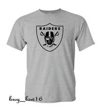 RAIDERS UNISEX T-Shirt - S-2XL FREE SHIPPING