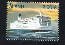 Aland Islands 2013 joint issue with Russia ship (ferry) 1 stamp MNH