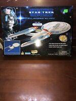 Star Trek First Contact U.S.S. Enterprise NCC-1701-E Playmates Model Ship