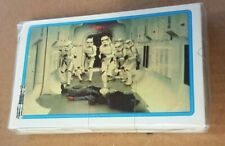 1996 Panini Star Wars Complete Sticker Set. 66 Stickers. Fleer/Skybox