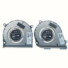 Laptop CPU GPU Cooling Fan for HP ENVY X360 15-DS 15-DR L53542-001 L53541-001