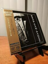 DEAD CAN DANCE - MFSL Hybrid SACD Mini-LP - Japan