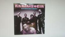 Rammstein Lp Ein Bisschen Krieg,Colored Vinyl