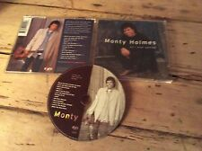 MONTY HOLMES. ALL I EVER WANTED. BRAND NEW CD ALBUM