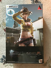 US Seller New PLAY ARTS KAI FINAL FANTASY XV Cindy Aurum Painted Action Figure
