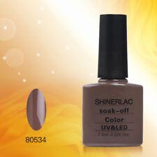 80534 Shinerlac UV/LED Nail GEL Polish powered by Bluesky 10ml Free P&P
