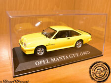OPEL MANTA GT-E GTE YELLOW 1982 1:43 WITH BOX!! MINT!!!