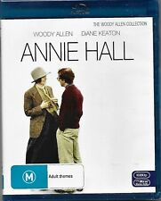 Annie Hall Blu Ray New  (Woody Allen, Dianne Keaton)Region B Free Post