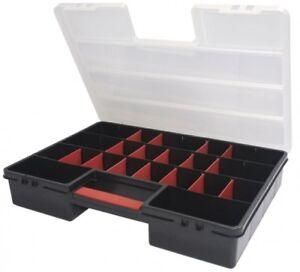 XXL Organizer Sortimentskasten Kleinteilemagazin Schraubenbox Werkzeugkasten