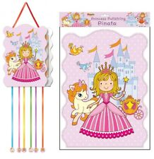 Princess Pullstring Pinata - 40cm x 30cm - Loot/Party Game Toy Kids Hang