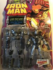 WAR MACHINE MARVEL COMICS Iron Man Shoulder Mount Cannons 1994 New Toybiz