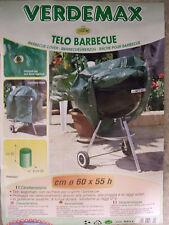 Telo sagomato per Barbecue rotondi 60x55cm Weber Art.6811 Verdemax