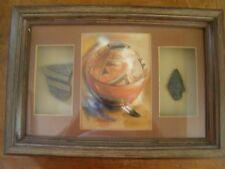 Sue Malinski Taga Pottery Painting Gila Polychrome Chard Hohokan Arrowpoint