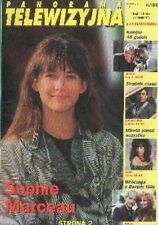 SOPHIE MARCEAU rare Polish Magazine