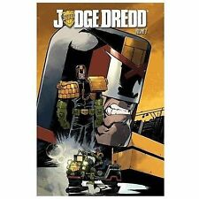 Judge Dredd by Duane Swierczynski & Antonio Fuso Paperback Book (English)