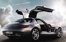 Mercedes-Benz - SLS-AMG - Prospekt - Preise - 09/09 - Deutsch - nl-Versandhandel