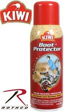 KIWI Silicone Waterproof Spray For Leather & Other Boot Materials Rothco 10143