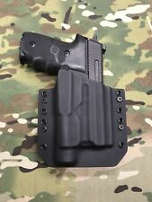 Black Kydex Light Bearing Holster SIG P229R Streamlight TLR-1s / TLR1