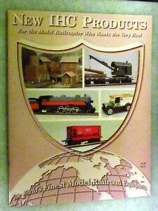 INTERNATIONAL HOBBY CORP, IHC PRODUCT CATALOG IHC16 FROM 1997 NEW UNCIRCULATED