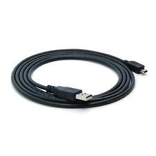5 Pin 15-Feet USB Type A Male/Mini-B Male Cable, Black