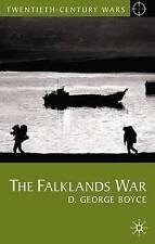 The Falklands War (Twentieth-Century Wars (Palgrave Paperback))-ExLibrary