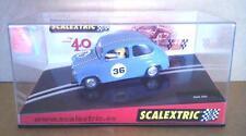 Seat 600 T.C. 40 Aniversario + regalo decoración Exin Triang Scalextric SCX