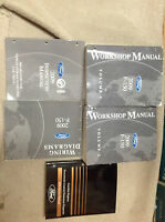 2009 Ford F-150 F150 Truck Service Shop Repair Manual Set OEM W EWD PCED INSPEC