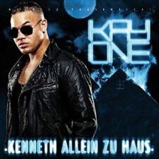 """KAY ONE """"KENNETH ALLEIN ZU HAUS"""" CD NEU"""