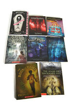 Lot of Books Young Readers Scary Halloween Horror Soft Cover Ghostgirl Haunted