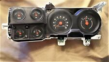 1973-77 Chevy/Gmc Truck Instrument Cluster, with Vacuum Gauge, Rare!