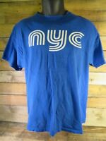 NYC New York City T-Shirt Size L