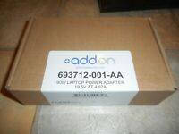 AddOn Computer Products 693712-001-AA 19.5V Power Adapter for HP Notebooks