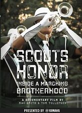 Scouts Honor: Inside a Marching Brotherhood - Documentary Film - DVD