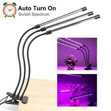 27W LED Pflanzenlampe Dimmbare Vollspektrum Pflanzenlicht Pflanzenleuchte Lampe