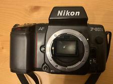 Camara Reflex Analogica Nikon F-801s año 1988