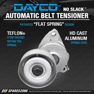 Dayco Automatic Belt Tensioner for Holden Astra TR AH TS Barina SB Calibra YE