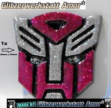 Universal Badge Auto KFZ Abzeichen Glitzer Tuning *Unikat by Amor* Hot Col.2017*