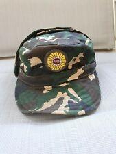 Army BERET HAT CAP MACEDONIA MACEDONIAN APM ARM M96