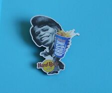 Hard rock cafe pin badge Lipton brisk ice tea collection James Brown