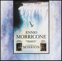 THE MISSION - SOUNDTRACK CD ~ ENNIO MORRICONE OST ~ ROBERT DE NIRO *NEW*