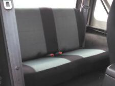Jeep Wrangler TJ 1997-2006 custom neoprene Rear bench seat cover Charcoal R97G