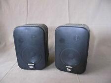 2x JBL Control 1G Boxen Lautsprecher Lautsprecherboxen