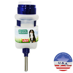 Lixit Top Fill Water Bottle Dog 44oz  Free Shipping
