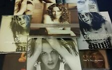 SHERYL CROW CD COLLECTION HAPPY CHANGE ANYMORE STRONG 8 DISCS