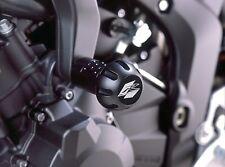 PUIG Protectores motor topes anticaidas R12  NEGRO YAMAHA FZ6 S2 (2007-2010)