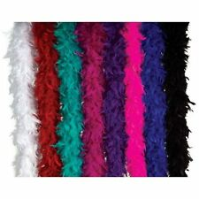 Unbranded Feather Costume Boas, Scarves & Garlands