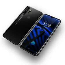 4G LTE GSM Unlocked Android 9.1OS 6.3in Full Face SmartPhone + Fingerprint ID