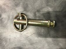 Pin w/ Linch Pin for Lift Arm 266GMS Deck Mount New Holland AME013397B AME013484